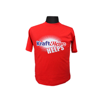 Custom T Shirt Printing for Event Short Sleeves