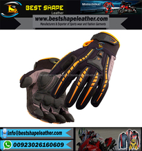 customized anti vibration gloves shock resistant and anti impact mechanics working gloves