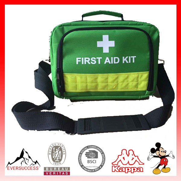 Small medica first aid emergency bag travel Camping Sport Medical Emergency Survival Outdoor First Responder Storage Bag HCF0009