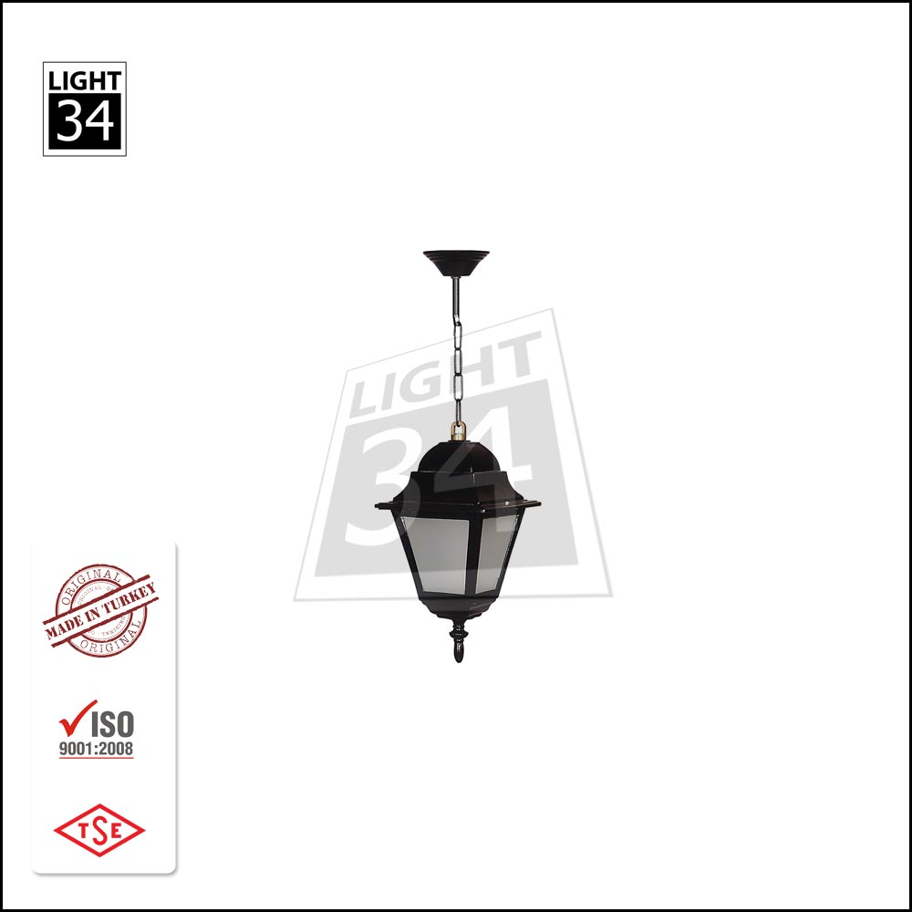 ABS Outdoor Hanging Lamp Garden Furniture Led Pendant Lamp
