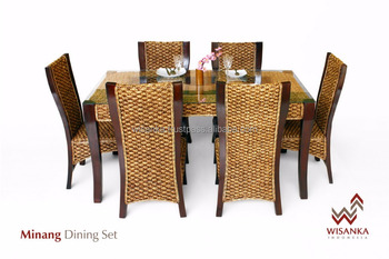 8136 Minang Dining Set