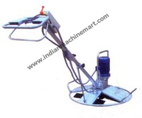 Power Floater (Made In India) High Quality/Small Trowel Power Trowel Cum Floater/Low Price