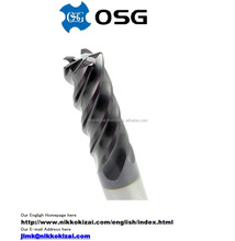 Good cost performance available made in japan cutting tools with long life for OSG for mold for magnesium plate on alibaba usa