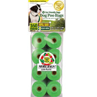 Dog Poo Bags, 300 Bags by Green N Pack