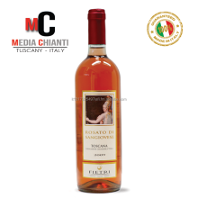 Best Italian ROSATO DI SANGIOVESE TUSCAN IGT Geographical Indication ROSE WINE Vintage 2015