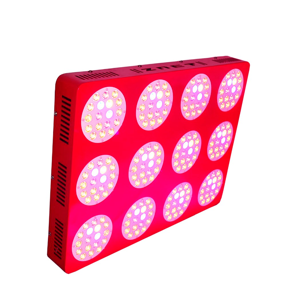 USA/EU Local Stock 1000W HPS Replacement Znet12 Super Bright Hydroponic Led Grow Light