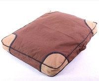 "New ""Chew resistant"" Dog bed soft warm cozy cushioned plush Dog Bed Floor Mat BK"