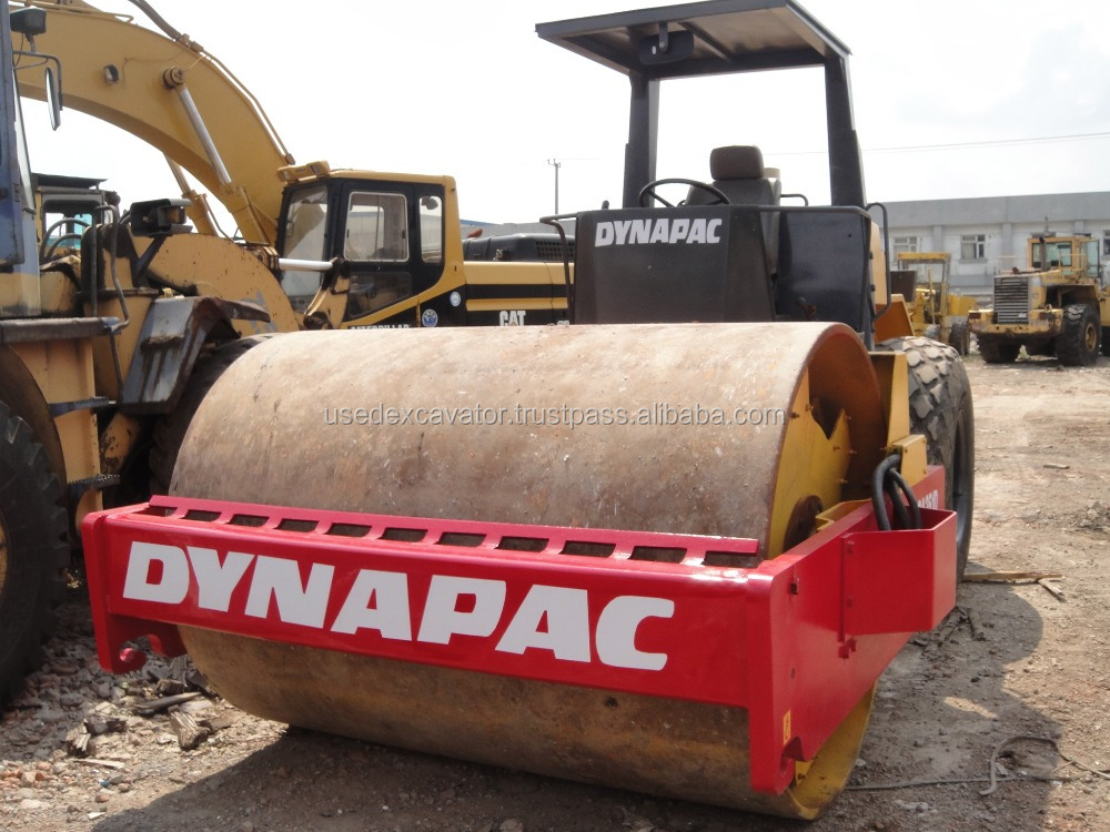 CA251D used soil compactor, also with CA25D,CA25PD,CA30D,CA30PD for sale