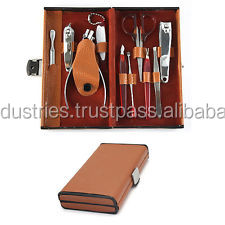 Manicure Pedicure Kit / Manicure Instruments set / Beauty care tools Case/17075