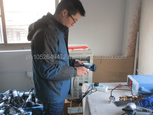 Pre-Shipment Inspection for Hair Blower in China