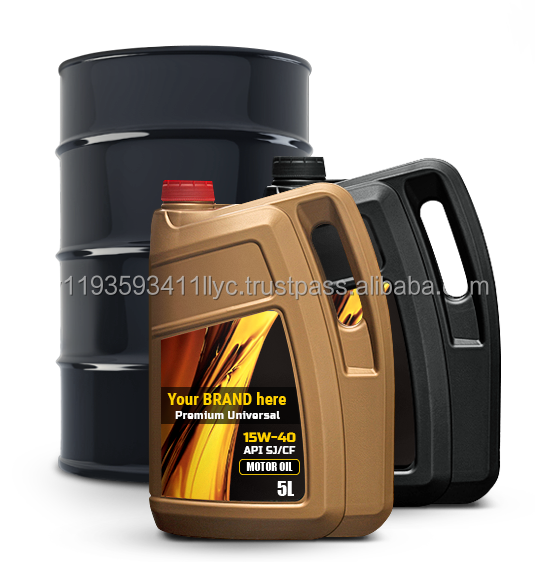Engine Oil 15W-40 Engine Oil Automotive Lubricants Motor Oil