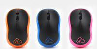 Portable Optical 2.4 G WIRELESS MOUSE