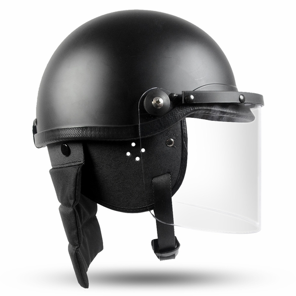High Quality Lightweight American Standard ABS Safety Shell Helmet Anti-riot Police Tactical Helmet