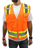 Workwear road safety equipment protection vest