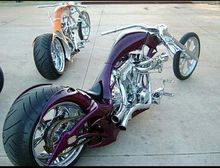 Prenium Quality 250cc Custom Choppers Motorcycles