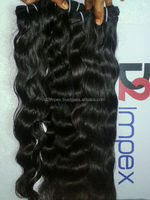Wholesaler ! Supplier ! Distributor ! Exporter !100% Asian virgin hair indian human hair wholesale price 5a raw body hair weave