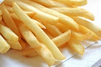 IQF Frozen French Fries / iso 22000 French Potato Fries