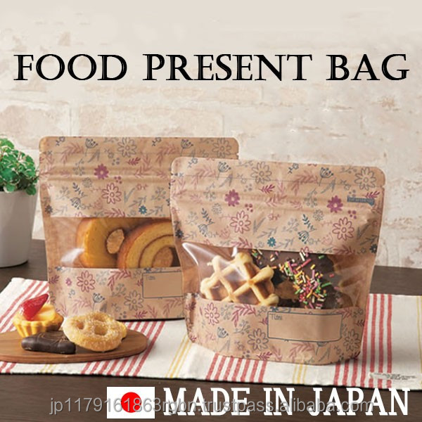 Best-selling and Cost-effective paper craft bag for lunch bag , food preservation made in Japan