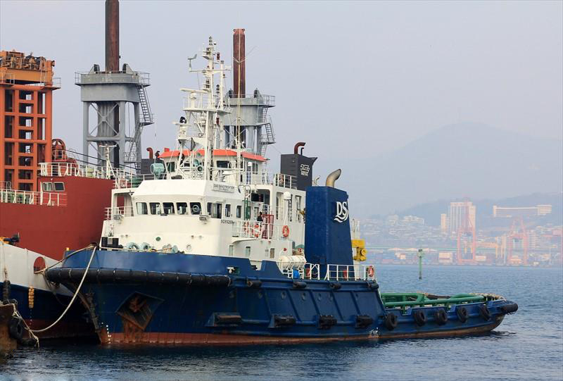 4,800 Ps Ocean going tug boat for sale