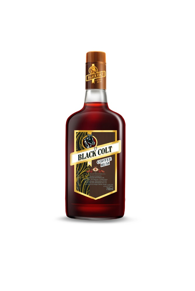 Black Colt Coffee Rum
