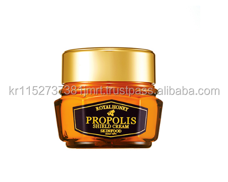 Korea Cosmetics SKINFOOD Royal Honey Propolis Shield Cream