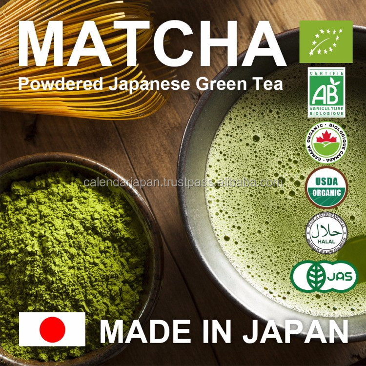 Natural and Healthy matcha accessories with High-performance made in Japan