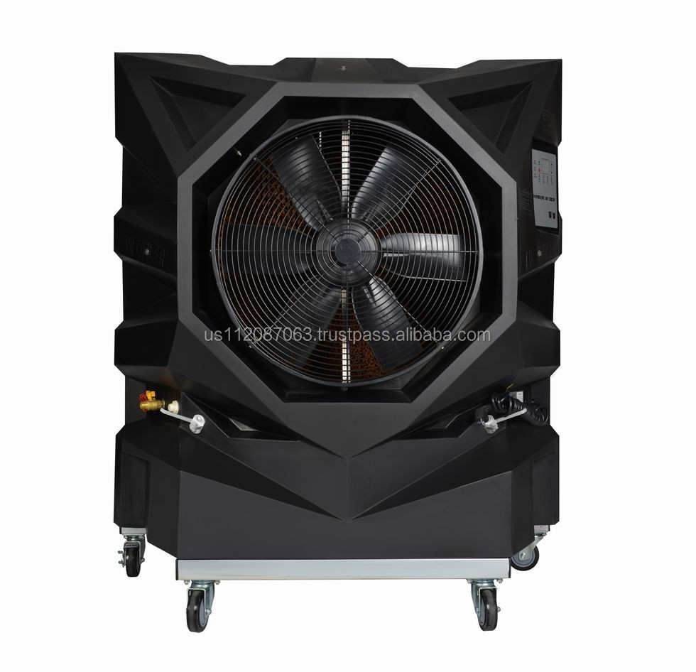 outdoor water cooling fans/industrial cooling fans/water cooling mist fans