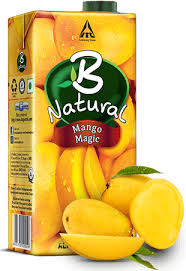 Natural Energy Fruit Drink