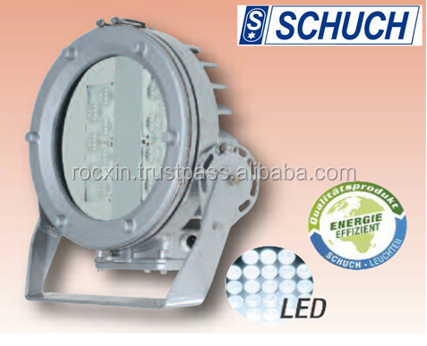 Explosion Proof LED Floodlight Light Fitting (Zone 1) - Germany