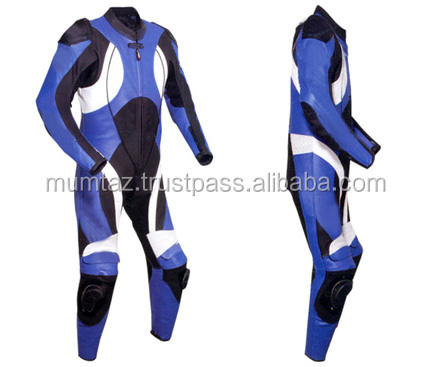OEM Latest Style Motor Bike Suit / Custom Motorcycle Leather Race Suit Biker Racing Suit Motorbike Leather