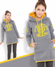 autumn and winter clothes zip up stylish hoodies for women