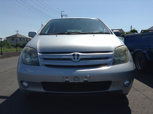 SECOND HAND CAR IN JAPAN FOR TOYOTA IST UA-NCP61 2003 AT (ENGINE TYPE: 1NZ)