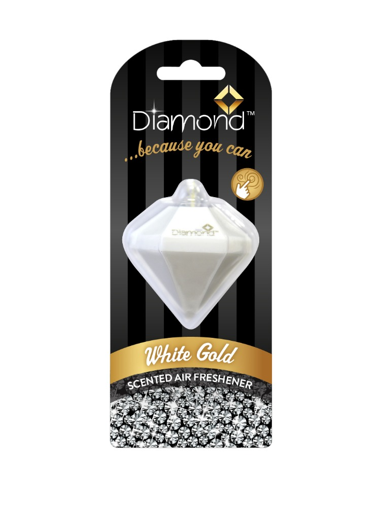 Diamond 3D Car Air Fresheners