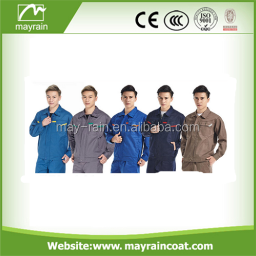 Overall/Overall Buckle/Workers uniform overcoat with custom logo