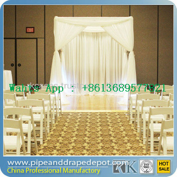 Cheap professional high quality Wedding drapery