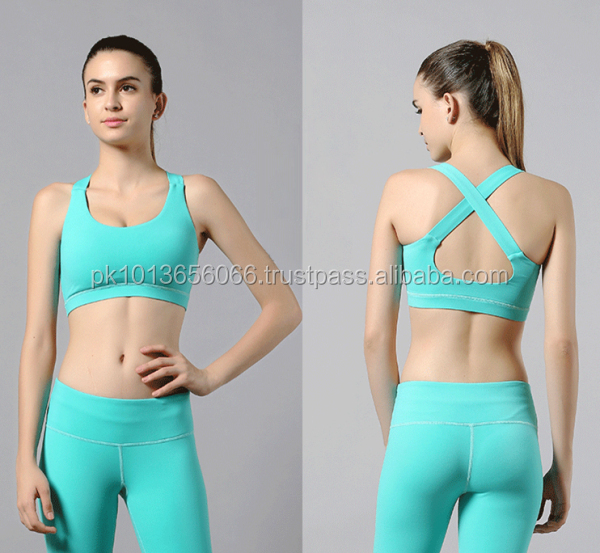 Wholesale women customize sublimation sports wear and fitness yoga leggings