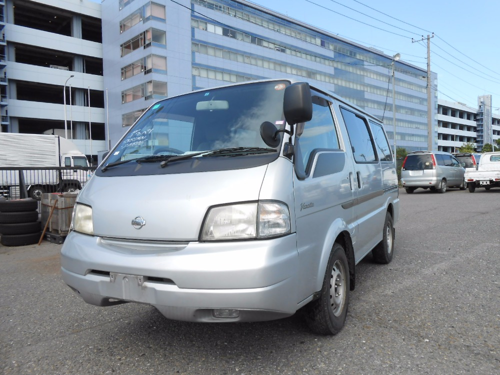 Durable and Good condition used japanese car nissan vanette van at reasonable prices
