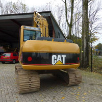 Cat 312 used excavator for sale in Shanghai China, used caterpillar excavators