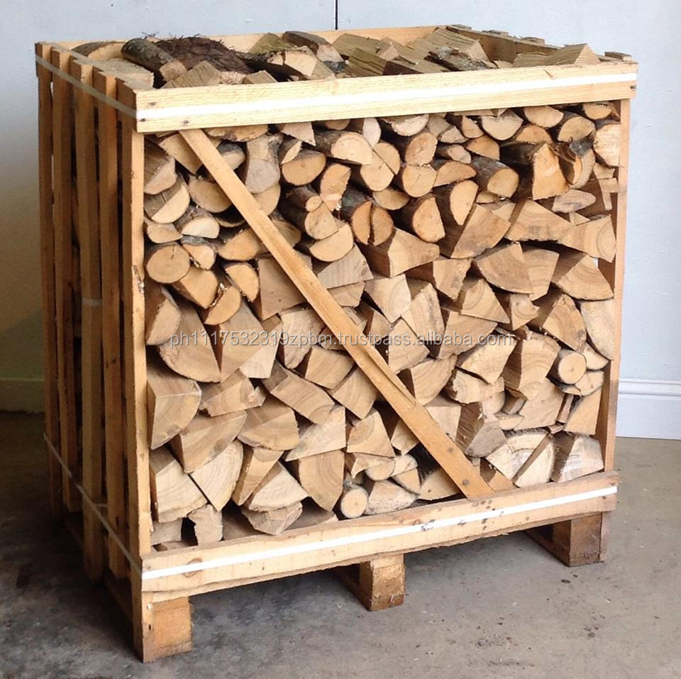 Grade A Kiln Dry Firewood beech firewood for pizza oven