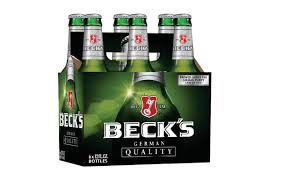 Becks Beer From Germany