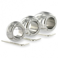 stainless steel oval ball stretcher men cock ball Stretcher boys ball stretcher