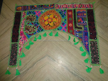 hot new multi patchwork toran hangings big size