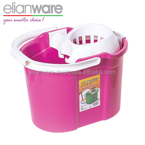 Plastic Mop Pail Bucket from Malaysia