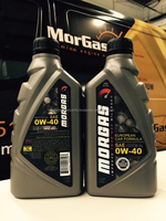 MorGas Full Synthetic 0W40, 1 Quart (946 mL)