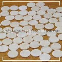 Natural Bone Buttons for sale