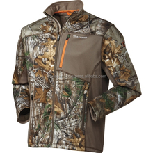 Multicolor Neoprene Hunting Jacket Heated