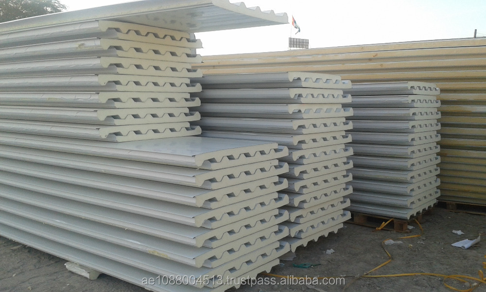 wall sandwich panels in different thicknesses + 971 56 5478106 Dubai