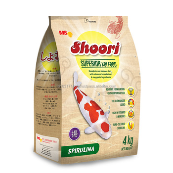 Shoori Koi Food, pet fish feed