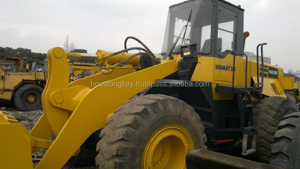 WA380-3 komatsu wheel loader price, also WA380-6,WA400,WA470
