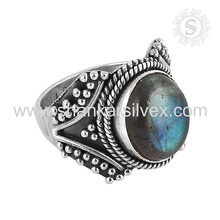 Absolutely Blue Labradorite 925 Sterling Silver Jewelry, Gemstone Silver Jewelry, 925 Silver Jewelry Suppliers
